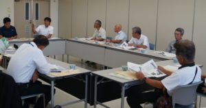 JA 海部東農業協同組合(あまひがし) -越津ねぎ研究会 より良いものを育てよう