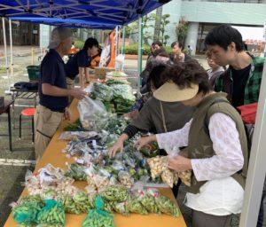 JA 海部東農業協同組合(あまひがし) -JA・なの花の会 「あまのわ」でJAをPR