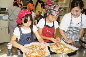 JA 海部東農業協同組合(あまひがし) -子どものうぎょうきょうどうくみあい 自分達が育てた野菜で料理教室