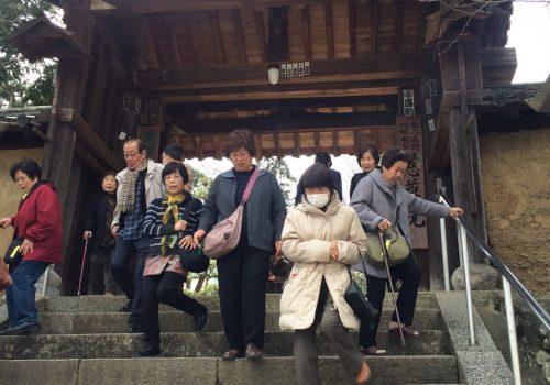JA 海部東農業協同組合(あまひがし) -親睦旅行で紀州・白浜温泉へ