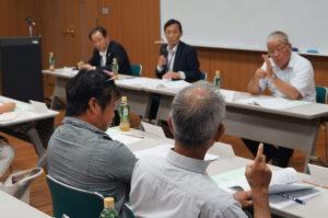 JA 海部東農業協同組合(あまひがし) -JA海部東営農関連施設運営委員会 効率的な施設運営のために