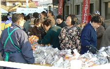 JA 海部東農業協同組合(あまひがし) -大治支店で花菜野果(はなやか)祭