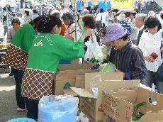 JA 海部東農業協同組合(あまひがし) -甚目寺支店で農協感謝祭