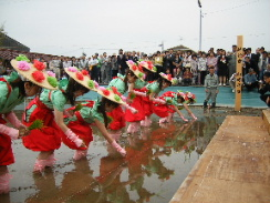 JA 海部東農業協同組合(あまひがし) -豊作願いお田植え祭