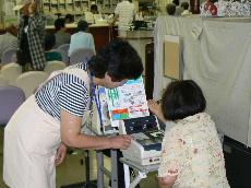 JA 海部東農業協同組合(あまひがし) -病院でボランティア活動始める