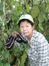 JA 海部東農業協同組合(あまひがし) -双子2組、6人兄弟ナスできる