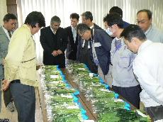 JA 海部東農業協同組合(あまひがし) -第25回農産物品評会