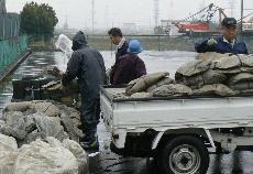 JA 海部東農業協同組合(あまひがし) -環境保全型農業のため廃品を回収