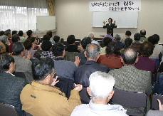 JA 海部東農業協同組合(あまひがし) -「長生き・健康のひけつ」を学ぶ
