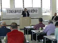 JA 海部東農業協同組合(あまひがし) -営農受託部会が通常総会