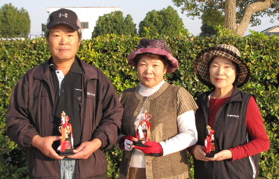 JA 海部東農業協同組合(あまひがし) -親睦を深め合おう グラウンドゴルフ大会開催