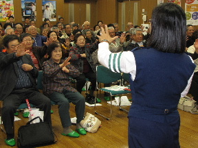 JA 海部東農業協同組合(あまひがし) -高齢者対象に交通安全教室を開
