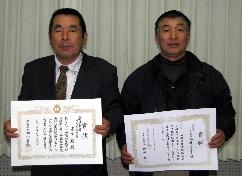 JA 海部東農業協同組合(あまひがし) -最優秀賞に吉川務さん