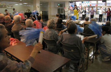 JA 海部東農業協同組合(あまひがし) -高齢者に笑顔をプレゼント