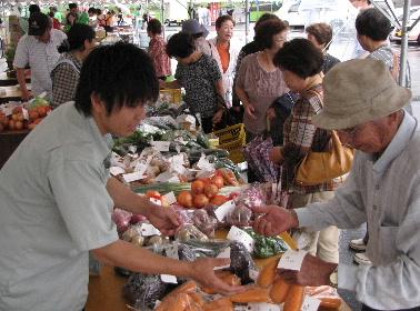 JA 海部東農業協同組合(あまひがし) -地元とつながる農協まつり