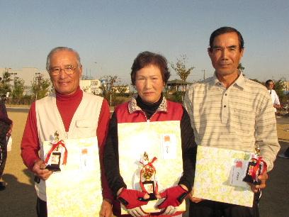 JA 海部東農業協同組合(あまひがし) -グラウンドゴルフ大会優勝は美和支部の村尾さん