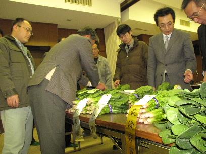 JA 海部東農業協同組合(あまひがし) -最優秀賞に安井隆之さんら三名