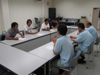 JA 海部東農業協同組合(あまひがし) -今後の方針を思案