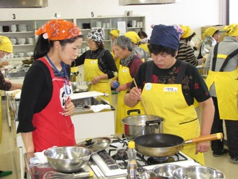 JA 海部東農業協同組合(あまひがし) -料理で健康、笑顔で健康