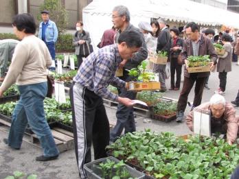 JA 海部東農業協同組合(あまひがし) -春の陽気で大盛況の感謝祭・大売出し