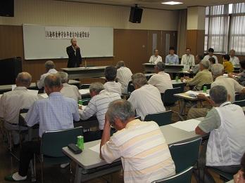 JA 海部東農業協同組合(あまひがし) -通常総会が開かれる