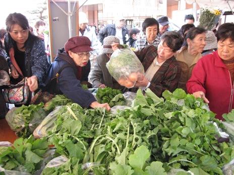 JA 海部東農業協同組合(あまひがし) -野菜即売会で地域に貢献