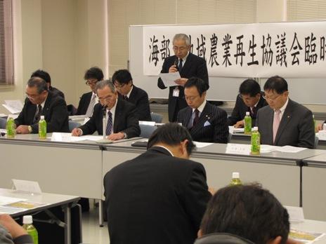JA 海部東農業協同組合(あまひがし) -平成25年産米の農業者別生産数量目標を設定