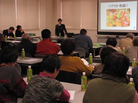 JA 海部東農業協同組合(あまひがし) -売れる産直作りを学ぶ