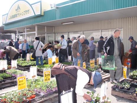 JA 海部東農業協同組合(あまひがし) -産直野菜や苗が大好評