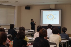 JA 海部東農業協同組合(あまひがし) -健康と長寿について学ぶ
