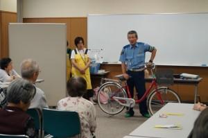 JA 海部東農業協同組合(あまひがし) -交通安全に気をつけて自転車に乗ろう