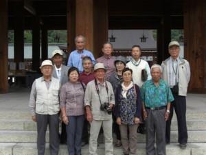 JA 海部東農業協同組合(あまひがし) -親睦旅行で聖徳太子ゆかりの地を訪ねる