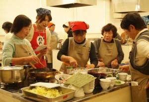 JA 海部東農業協同組合(あまひがし) -減塩料理を学んで健康に