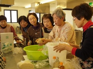 JA 海部東農業協同組合(あまひがし) -手作り味噌で家庭の味を