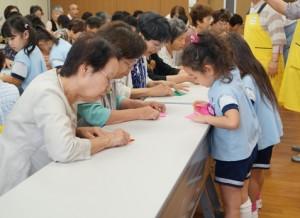 JA 海部東農業協同組合(あまひがし) -子どもたちとふれあい、笑顔いっぱいに