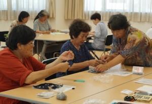 JA 海部東農業協同組合(あまひがし) -夏にぴったりな涼しげなビーズのブレスレット作り