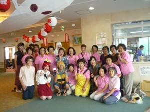 JA 海部東農業協同組合(あまひがし) -夏祭りのボランティアで高齢者も笑顔に