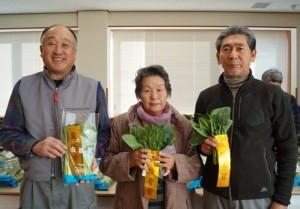 JA 海部東農業協同組合(あまひがし) -栽培技術向上を目指して大治町農業振興会が品評会を開く