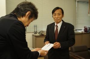 JA 海部東農業協同組合(あまひがし) -震災の熊本へ義援金100万円を寄付