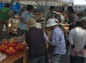 JA 海部東農業協同組合(あまひがし) -美和支店が日頃の感謝を込めて感謝祭