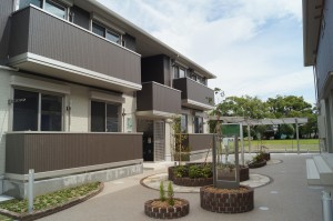 JA 海部東農業協同組合(あまひがし) -低炭素認定の賃貸住宅が完成
