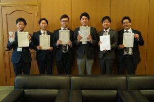 JA 海部東農業協同組合(あまひがし) -令和2年度 特別表彰・永年勤続表彰並びにLA表彰式を行う