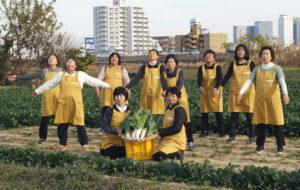 JA 海部東農業協同組合(あまひがし) -JAあいち女性協議会 70周年記念動画の作成