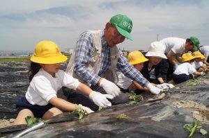 JA 海部東農業協同組合(あまひがし) -農業体験 農業の楽しさと大切さを学ぼう