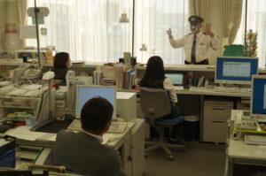 JA 海部東農業協同組合(あまひがし) -防犯意識の向上を目指して 津島警察署の防犯講習