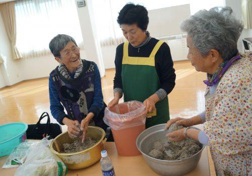 JA 海部東農業協同組合(あまひがし) -女性部 大豆の旨みがギュッ!