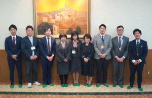 JA 海部東農業協同組合(あまひがし) -令和3年度 特別表彰・永年勤続表彰並びにLA表彰式