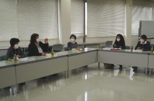 JA 海部東農業協同組合(あまひがし) -令和3年度へ向けて女性部本部新旧役員会