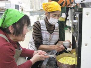 JA 海部東農業協同組合(あまひがし) -みんなで楽しくお菓子づくり