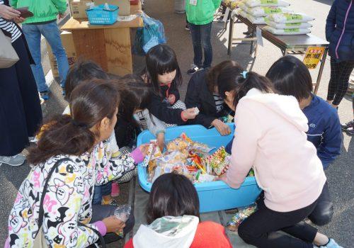 JA 海部東農業協同組合(あまひがし) -神守支店感謝祭 「ありがとう」をテーマにお値打ち品を用意